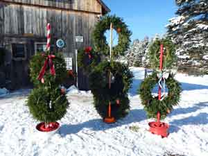 Wreaths for Web